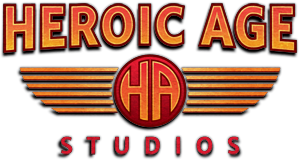 Heroic Age Art Center Logo